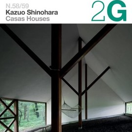 篠原一男 - Casas / Houses: 2g N.58/59 (2G: International Architecture Review Series)