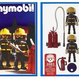 PLAYMOBIL - Fire Fighters