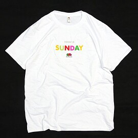FRUIT OF THE LOOM - PROPS STORE Days of the Week T-Shirts 1ウィークTee 7枚パック