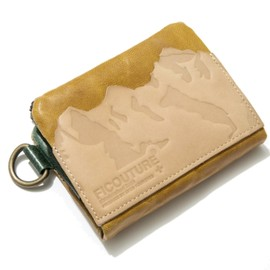 ficouture - Alpine Leather Mini Wallet
