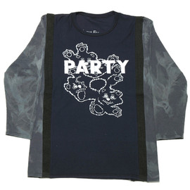 NADA. - Re-Size Party L/S Tee