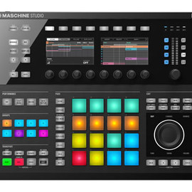 NATIVE INSTRUMENTS - MASCHINE STUDIO
