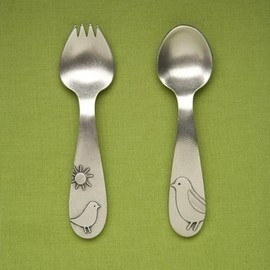 beehivekitchenware - RESERVED for missvolle - replacement momma bird spoon