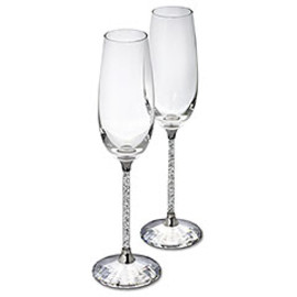 SWAROVSKI - Crystalline Toasting Flutes (set of 2)