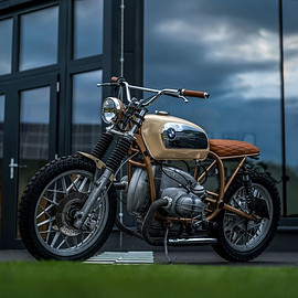 """NCT Motorcycles - BMW R100 T #23  """"Toastbrot"""""""