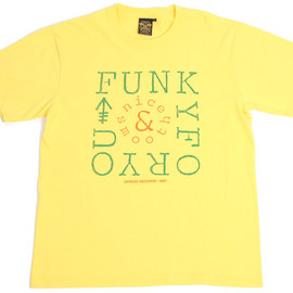 BBP, FRESH RECORDS - FRESH RECORDS x BBP FUNKY FOR YOU TEE