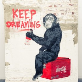 MR. BRAINWASH - keep dreaming