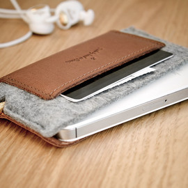 Case for iPhone - PORTSIDE by HANDWERS - Case for iPhone - PORTSIDE