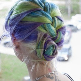 Hair Color Pastel Chalk