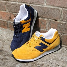 NEW BALANCE - NEW BALANCE M576 PBY & PYB MADE IN ENGLAND