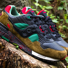 SAUCONY, West NYC - Shadow 500 - Cabin Fever