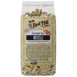 Bob's Red Mill - Old Country Style Muesli, 18 oz (510 g)