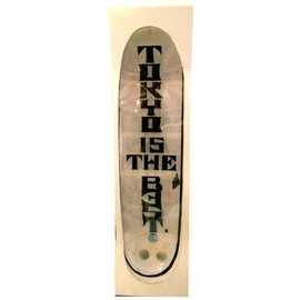 QP × Wooden Toy - Tokyo Is The Best Skate Board