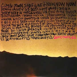 Sonic Youth - Death Valley 69