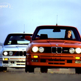 BMW - E30 M3 coupe, 1986