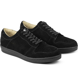 Suvsole - Black Sup5s Sneakers