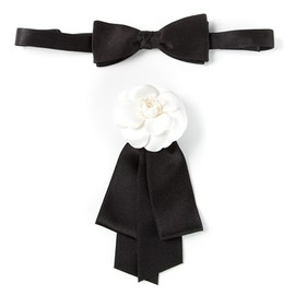 CHANEL - CHANEL VINTAGE - brooch and hairband set 8