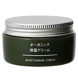 Muji - Organic Skin Care Series // Moisturizing Cream