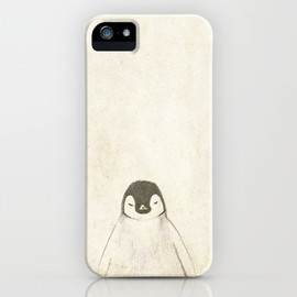 Kayla Cole - Penguin iPhone & iPod Case
