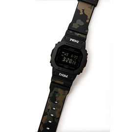 CASIO - G-SHOCK DW5600 concre model DQM