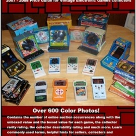 Linda Watson - Watson's 2007 - 2008 Price Guide for Vintage Electronic Games
