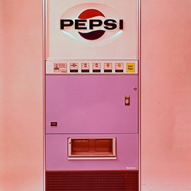 PEPSI - vending machine