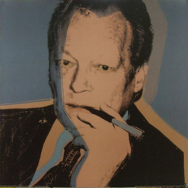 Andy Warhol - Willy Brant 1976