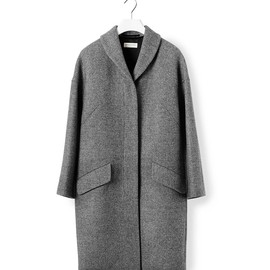 Dries Van Noten - Tweed coat