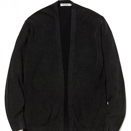nonnative - TROOPER CARDIGAN COTTON YARN VW