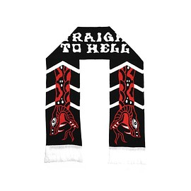 Straight to Hell - Snake Scarf