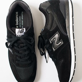 New Balance, green label relaxing - 別注 MRL996UL GLR