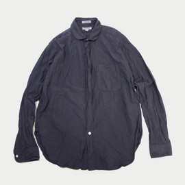 Engineered Garments - IRIDESCENT CHAMBRAY/NAVY
