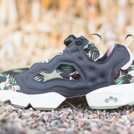 Reebok - INVINCIBLE × REEBOK INSTA PUMP FURY CATTLEYA