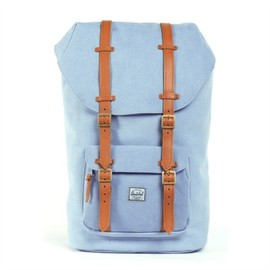 "Herschel Supply Co. - ""Little America Canvas"" (Steel Blue)"