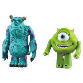MEDICOM TOY - KUBRICK SULLEY & MIKE