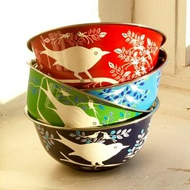 Bird's picture Bowl