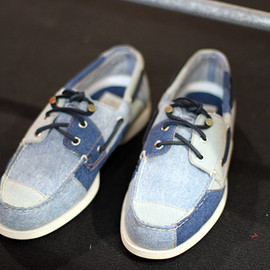 Band of Outsiders - for Sperry Top-Sider Spring/Summer 2012 Preview