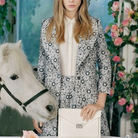 Mulberry - 2014 SS Ad Campaign by Tim Walker