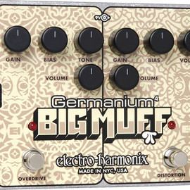 Electro Harmonix - Germanium 4 Big Muff