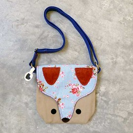 littleoddforest - The Fantastic Fox Sling Purse