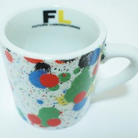 futura laboratories - mug
