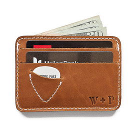 The Picker's Wallet - Tan
