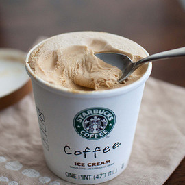 Starbucks Coffee - coffee ice cream