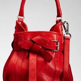 Thakoon/red bag