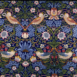 The Strawberry Thief textile