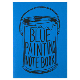 Noritake - Painting Notebook (Blue)