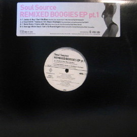 V.A. - Soul Source Remixed Boogies EP pt.1 / DMR