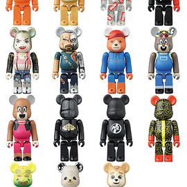 MEDICOM TOY - BE@RBRICK SERIES 39