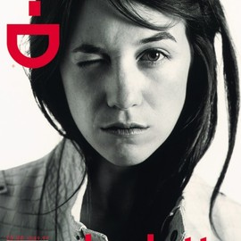 i-D Magazine November 2001 Charlotte Gainsbourg