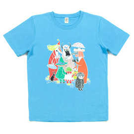Design Tshirts Store graniph - Moomin (Who Will Comfort Toffle?)
